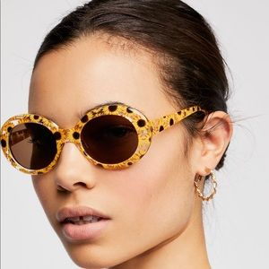 Free People Pool Party Sunglasses